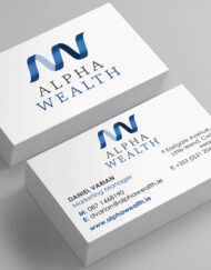 flanagan print standard business cards